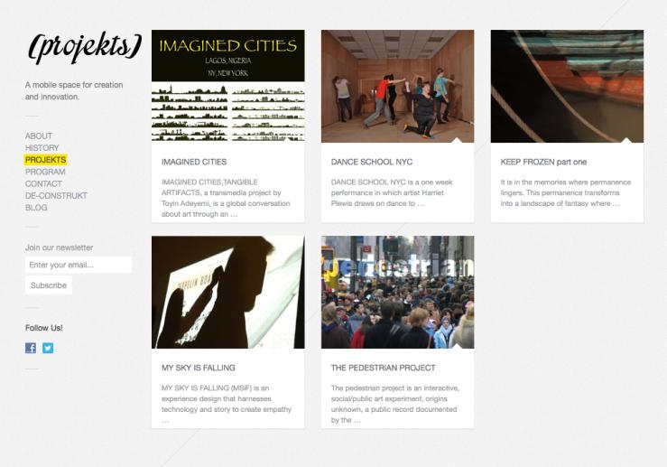 [DE-CONSTRUKT] projekts WEB SITE